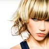 Up to 54% Off at The Color Room Hair Salon
