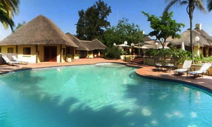 Shumba Valley Lodge - Shumba Valley Lodge: Sunday Lunch and B&B Accommodation at Shumba Valley Hotel Lodge