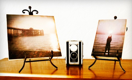 One, Two, or Three Ready-to-Hang Custom Wood Photo Blocks from Woodpix (Up to 60% Off)