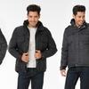 Fleet Street Men's Puffer Jacket