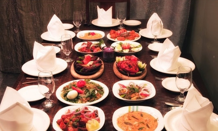 The Dhaba - Alegre Community: $20 for $40 Worth of Indian Cuisine at The Dhaba in Tempe