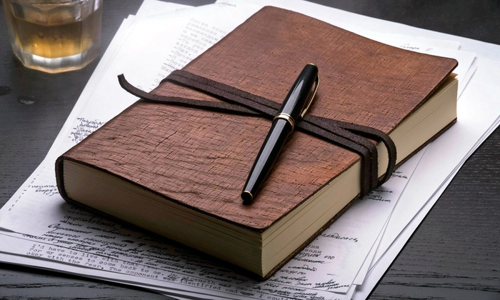 DIY Bookbinding Class - Seattle: Craft a Small Leather Journal with a Master Bookbinder