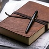 Craft a Small Leather Journal with a Master Bookbinder
