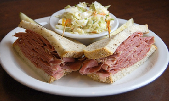 Fromin's Delicatessen & Restaurant - Mid-City: $11 for $25 Worth of Deli and Diner Food at Fromin's Delicatessen & Restaurant