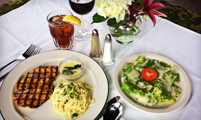 Milano Ristorante Italiano - Oak Park / Northwood: Italian Cuisine for Lunch or Dinner at Milano Ristorante Italiano (Half Off)