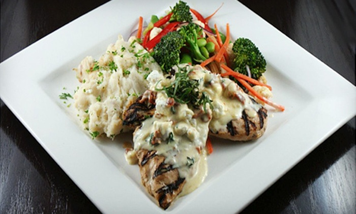 Shoeless Joe's Sports Grill - Downtown Toronto: $20 for $40 Worth of American Food and Drinks at Shoeless Joe's Sports Grill