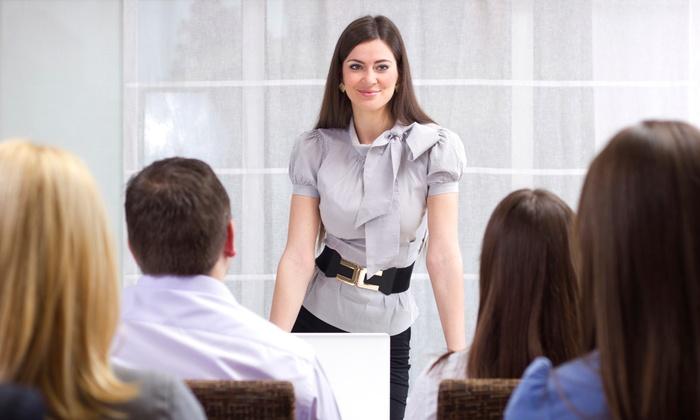Healing House Institute - Las Vegas: Dream Job Manifestation or Women's Relationship Life-Coaching Session at Healing House Institute (Up to 49% Off)