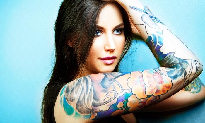 Sike Armonie E Benessere - SIKE ARMONIA E BENESSERE: Buono sconto fino al valore di 100 € per un tatuaggio da Sike Armonia e Benessere