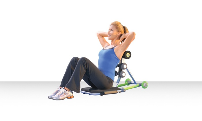 Total Core Home Workout System (TC2000)