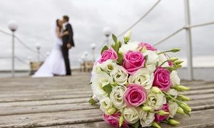 GN Photography: Wedding Photography With DVD and 30-Page Photo Book for £399 from GN Photography (68% Off)