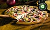 Buck's Pizza Downtown - Mobile: Medium or Extra-Large Pizza with Order of Cheese, Bread, or Cinnamon Stix at Buck's Pizza Downtown (Up to 64% Off)