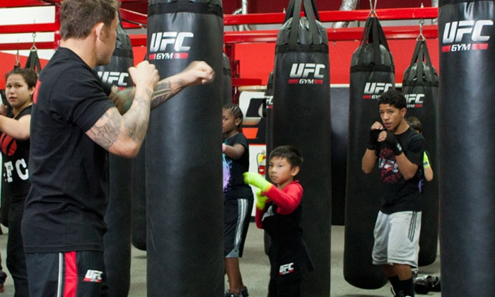UFC Gym - Murrieta: One-Month Gym Membership with Unlimited Classes at UFC Gym (86% Off)