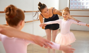 Le Ballet, Children's School for the Arts: 1 Month Hip Hop, Modern, or Ballet Classes for Kids at Le Ballet, Children's School for the Arts (Up to 69% Off)