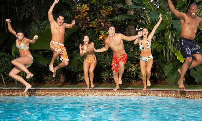 Three Generations Pool/spa - Orange County: $45 for $100 Worth of Pool Cleaning — Three Generations