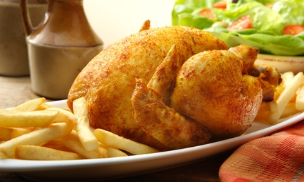 $19 for a Family Meal Deal with Whole Chicken, Chips, Salad and 1.25L Drink at The Chook Fellas, Haberfield ($34 Value)