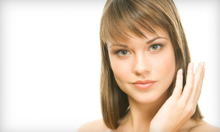 Ki Aesthetics - Costa Mesa: Facial or Facial with Décolletage Massage at Ki Aesthetics in Irvine (Up to 63% Off)
