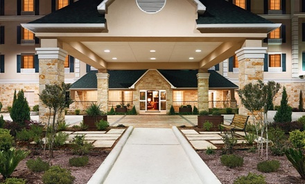Groupon Deal: Stay at Country Inns & Suites Hotel San Marcos in San Marcos, TX