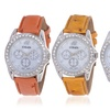 Strada Women's Embossed Watches (3-Pack)