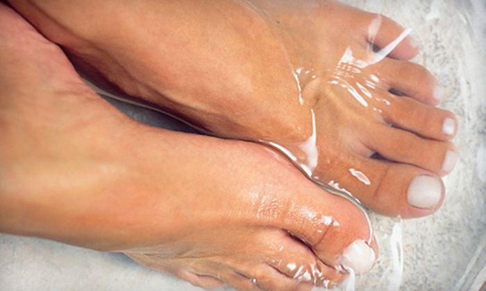 Luxor Massage & Day Spa - El Paso: One or Two Ion-Cleanse Footbaths at Luxor Massage & Day Spa (Up to 61% Off)