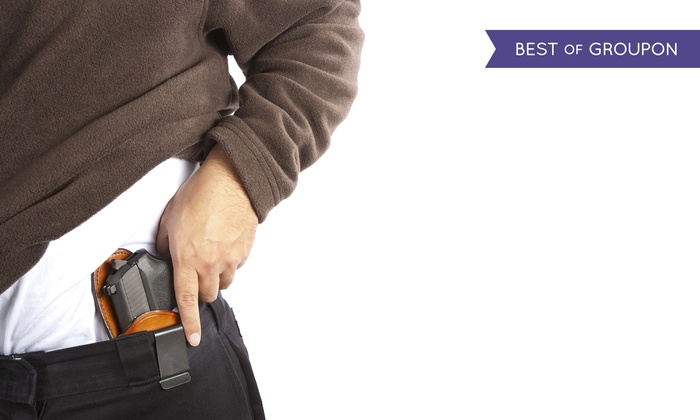 Midwest Carry Academy - Brookfield: Permit-to-Carry Certification Class for One or Two at Midwest Carry Academy (Up to 70% Off)