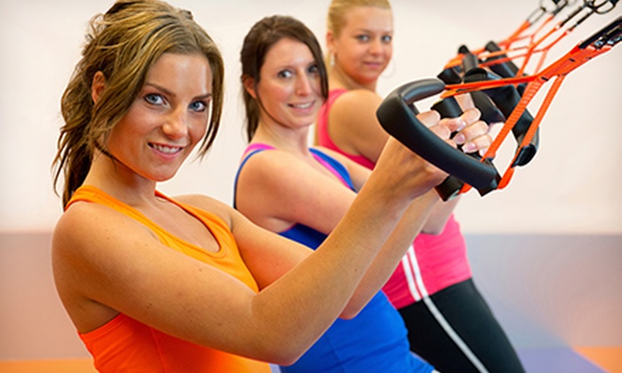 Core Fitness - Modesto: $49.99 for One Month of Unlimited Boot Camp, TRX, and Group Personal Training at Core Fitness ($149.99 Value)