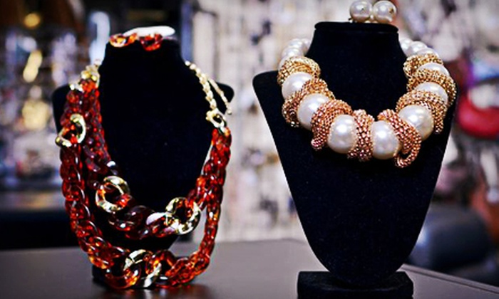 Tatiana's Fashions - Northwest Raleigh: Designer and Trendy Consignment Apparel and Accessories at Tatiana's Fashions (Half Off). Two Options Available.