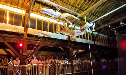 Emerald City Trapeze Arts Presents