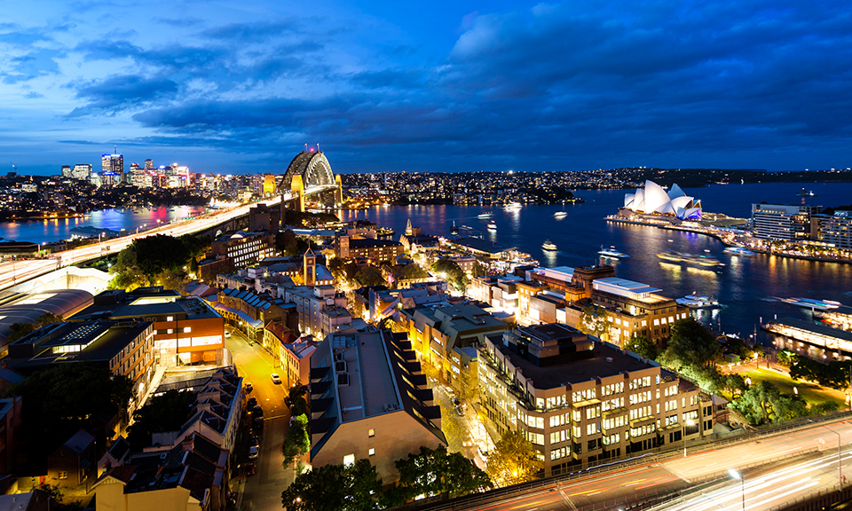 Sydney: Heritage-Listed Stay 0