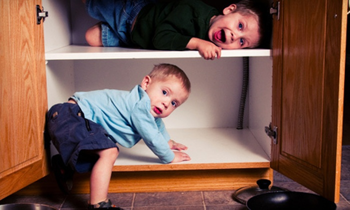 Baby Safe Homes, Anchorage - Midtown: $39 for Home Baby-Proofing Assessment with Safety-Item Installation from Baby Safe Homes, Anchorage ($99 Value)