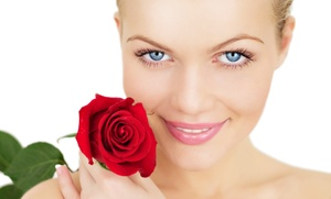 LunaSkin Beauty System: Pumpkin-Enzyme, Ultrasonic, or Herbal Peel with Add-On Therapies at LunaSkin Beauty System (Up to 79% Off)