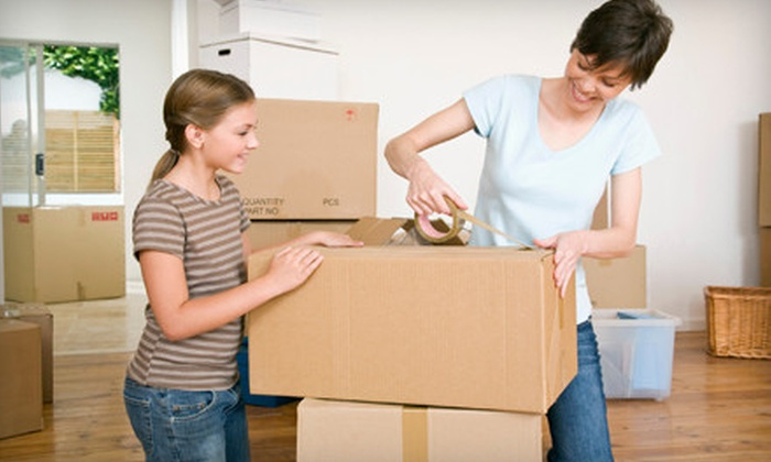First Choice Movers - Harris - Houston: Two, Four, or Six Hours of Moving Services from First Choice Movers (Up to 65% Off)