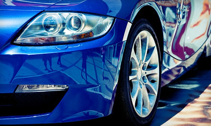 Cool Auto - Flowing Well Neighborhood: Auto-Detailing Package for a Car or Truck, Van, SUV, or Minivan at Cool Auto (Up to 70% Off)