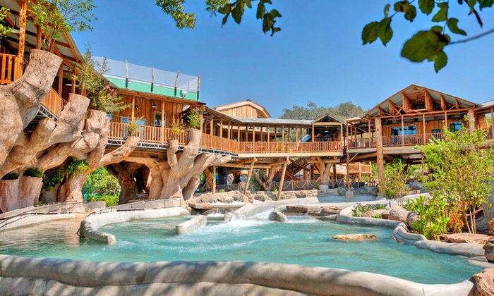 Schlitterbahn Luxury Tree Haus Suites At New Braunfels In