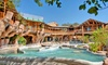 Schlitterbahn Luxury Tree Haus Suites at New Braunfels - New Braunfels, TX: 1-Night Stay for Up to 12 at The Resort at Schlitterbahn in New Braunfels, TX, Valid for Check-In Sunday–Thursday
