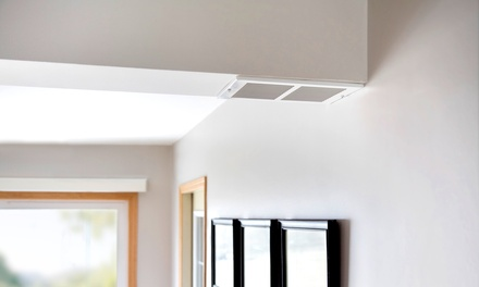 Air-Duct-Cleaning Package from Atlantic Green Cleaners (Up to 87% Off). Two Options Available.