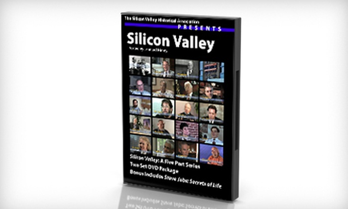 "Silicon Valley Historical Association: ""Silicon Valley"" DVD Set or Download from Silicon Valley Historical Association (Up to 52% Off)"