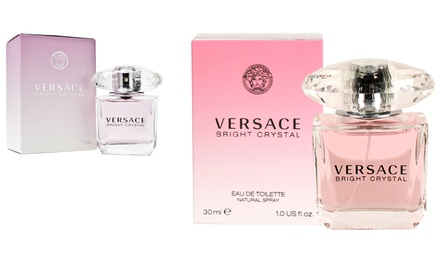 Versace Bright Crystal Eau de Toilette for Women; 1 Fl. Oz.