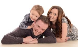Chris Mullane Photography: Family Photoshoot With Prints for £12 at Chris Mullane Photography (87% Off)