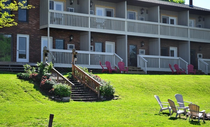 Lakeside Lodge in Maryland's Allegheny Highlands