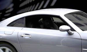Window Tinting For A Two-door Car, Or A Four-door Car, Suv, Or Truck At Audio House Of Napa Ca (up To 80% Off)