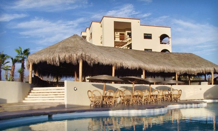 4-Night Stay for Two in a Bungalow - Villas de Cerritos Beach in Cerritos Beach Baja California Sur