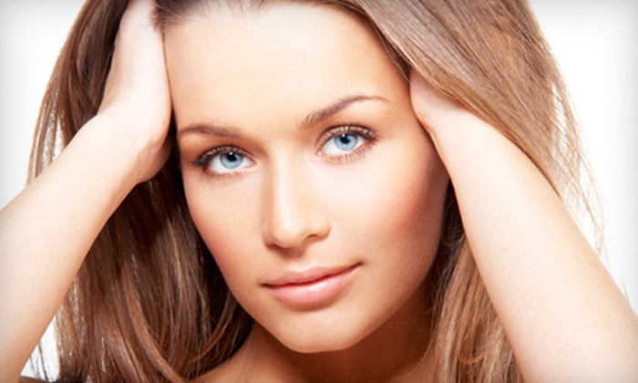 Jack Winn Salon & Body Center - Mariners Mile: Haircut, Conditioning, and Option for Highlights at Jack Winn Salon & Body Center in Newport Beach (Up to 61% Off)