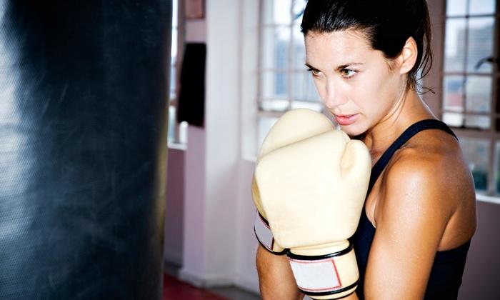 Divas In Defense - Brookland: 5 or 10 Women's Self-Defense Classes at Divas In Defense (Up to 63% Off)