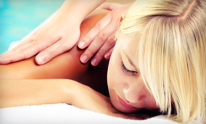 Vella Salon and Day Spa - Selden: Spa Package with Facial, Massage, and Pedicure for One or Two at Vella Salon and Day Spa (Up to 63% Off)