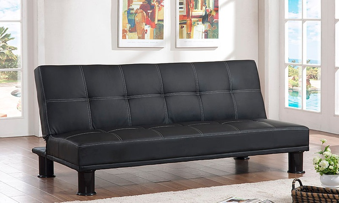 Signature Furniture Outlet - Oak Cliff: $400 for Click-Clack Adjustable Sofa at Signature Furniture Outlet ($800 Value)