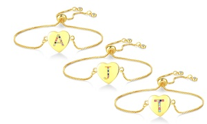 (Bijou)  Bracelet plaqué or -79% réduction