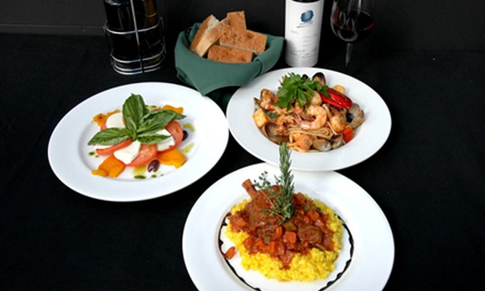 Cucina Italiana - North Clairemont: $15 for $30 Worth of Italian Dinner Cuisine and Drinks at Cucina Italiana