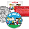 Buy 1 Get 1: Peanuts Commemorative Coins