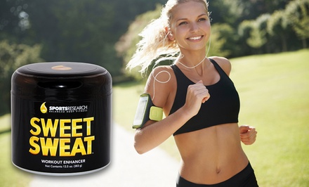 Sweet Sweat XL Workout Enhancer; 13.5oz.