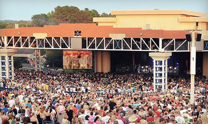 Summer Music Festival - Southeast Raleigh: Summer Music Festival at Time Warner Cable Music Pavilion at Walnut Creek on Friday, July 20 (Up to Half Off)